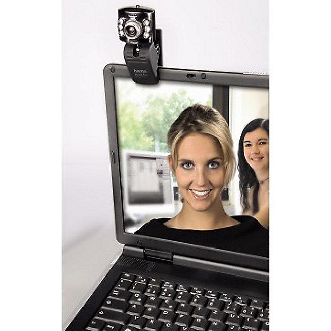 Hama PC-Webcam Metal Pro, Webcam jetzt bei Weltbild de bestellen