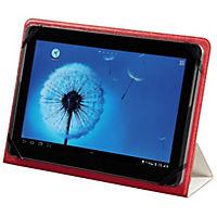 """Hama Portfolio """"TwoTone"""" für alle Tablets bis 17,8 cm (7""""), Rot/Weiß - Produktdetailbild 1"""