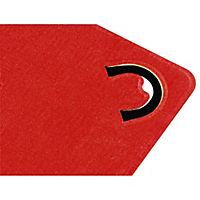 """Hama Portfolio """"TwoTone"""" für alle Tablets bis 17,8 cm (7""""), Rot/Weiß - Produktdetailbild 6"""