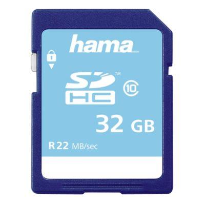 Hama SDHC 32GB Class 10