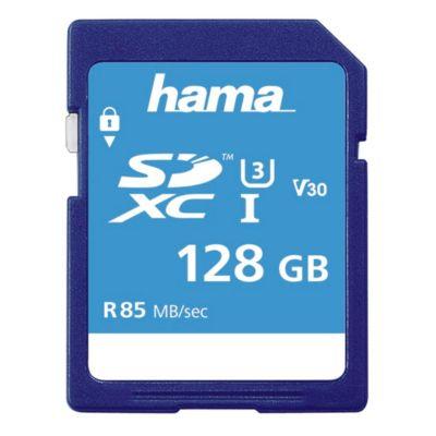 Hama SDXC 128GB UHS Speed Class 3 UHS-I 85MB/s