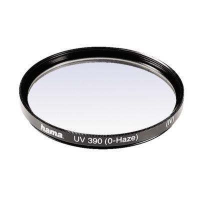Hama UV-390-Sperrfilter (O-Haze), 58,0 mm, vergütet