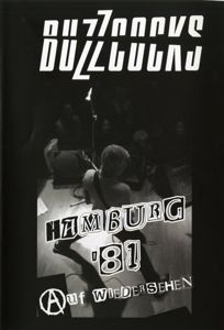 Hamburg '81-Auf Wiedersehen, Buzzcocks