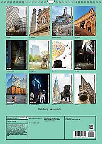 Hamburg - a pug city (Wall Calendar 2019 DIN A3 Portrait) - Produktdetailbild 13
