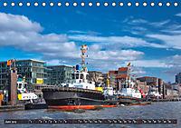 Hamburg - Ahoi zur großen Hafenrundfahrt (Tischkalender 2019 DIN A5 quer) - Produktdetailbild 6
