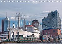 Hamburg - Ahoi zur großen Hafenrundfahrt (Tischkalender 2019 DIN A5 quer) - Produktdetailbild 5