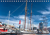 Hamburg - Ahoi zur großen Hafenrundfahrt (Tischkalender 2019 DIN A5 quer) - Produktdetailbild 2