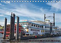 Hamburg - Ahoi zur großen Hafenrundfahrt (Tischkalender 2019 DIN A5 quer) - Produktdetailbild 1