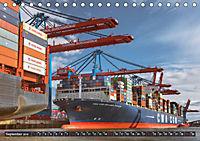 Hamburg - Ahoi zur großen Hafenrundfahrt (Tischkalender 2019 DIN A5 quer) - Produktdetailbild 9