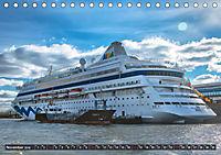 Hamburg - Ahoi zur großen Hafenrundfahrt (Tischkalender 2019 DIN A5 quer) - Produktdetailbild 11
