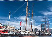 Hamburg - Ahoi zur großen Hafenrundfahrt (Wandkalender 2019 DIN A3 quer) - Produktdetailbild 2