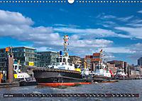 Hamburg - Ahoi zur großen Hafenrundfahrt (Wandkalender 2019 DIN A3 quer) - Produktdetailbild 6