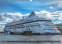 Hamburg - Ahoi zur großen Hafenrundfahrt (Wandkalender 2019 DIN A3 quer) - Produktdetailbild 11