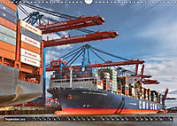 Hamburg - Ahoi zur großen Hafenrundfahrt (Wandkalender 2019 DIN A3 quer) - Produktdetailbild 9