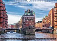 Hamburg - Ahoi zur großen Hafenrundfahrt (Wandkalender 2019 DIN A4 quer) - Produktdetailbild 4