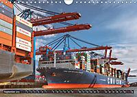 Hamburg - Ahoi zur großen Hafenrundfahrt (Wandkalender 2019 DIN A4 quer) - Produktdetailbild 9