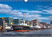 Hamburg - Ahoi zur großen Hafenrundfahrt (Wandkalender 2019 DIN A4 quer) - Produktdetailbild 6