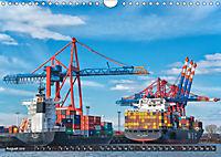 Hamburg - Ahoi zur großen Hafenrundfahrt (Wandkalender 2019 DIN A4 quer) - Produktdetailbild 8