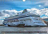 Hamburg - Ahoi zur großen Hafenrundfahrt (Wandkalender 2019 DIN A4 quer) - Produktdetailbild 11