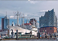 Hamburg - Ahoi zur großen Hafenrundfahrt (Wandkalender 2019 DIN A2 quer) - Produktdetailbild 5