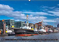 Hamburg - Ahoi zur großen Hafenrundfahrt (Wandkalender 2019 DIN A2 quer) - Produktdetailbild 6