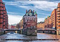 Hamburg - Ahoi zur großen Hafenrundfahrt (Wandkalender 2019 DIN A2 quer) - Produktdetailbild 4