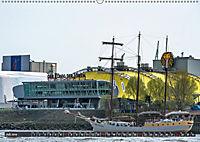 Hamburg - Ahoi zur großen Hafenrundfahrt (Wandkalender 2019 DIN A2 quer) - Produktdetailbild 7