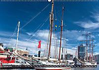 Hamburg - Ahoi zur großen Hafenrundfahrt (Wandkalender 2019 DIN A2 quer) - Produktdetailbild 2