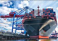 Hamburg - Ahoi zur großen Hafenrundfahrt (Wandkalender 2019 DIN A2 quer) - Produktdetailbild 10