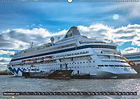 Hamburg - Ahoi zur großen Hafenrundfahrt (Wandkalender 2019 DIN A2 quer) - Produktdetailbild 11