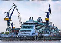 Hamburg - Ahoi zur großen Hafenrundfahrt (Wandkalender 2019 DIN A2 quer) - Produktdetailbild 12