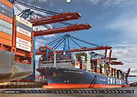 Hamburg - Ahoi zur großen Hafenrundfahrt (Wandkalender 2019 DIN A2 quer) - Produktdetailbild 9