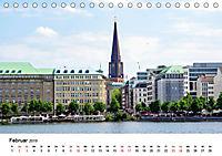 Hamburg - facettenreiche Metropole (Tischkalender 2019 DIN A5 quer) - Produktdetailbild 2