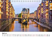 Hamburg - facettenreiche Metropole (Tischkalender 2019 DIN A5 quer) - Produktdetailbild 4