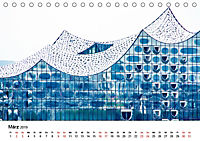 Hamburg - facettenreiche Metropole (Tischkalender 2019 DIN A5 quer) - Produktdetailbild 3