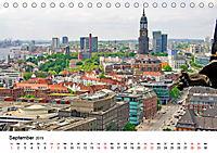 Hamburg - facettenreiche Metropole (Tischkalender 2019 DIN A5 quer) - Produktdetailbild 9