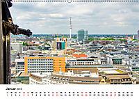 Hamburg - facettenreiche Metropole (Wandkalender 2019 DIN A2 quer) - Produktdetailbild 1