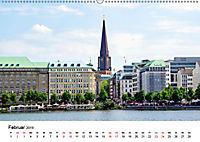 Hamburg - facettenreiche Metropole (Wandkalender 2019 DIN A2 quer) - Produktdetailbild 2