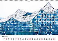 Hamburg - facettenreiche Metropole (Wandkalender 2019 DIN A3 quer) - Produktdetailbild 3
