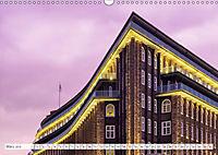 Hamburg. HafenCity, Kontorhausviertel und Speicherstadt. (Wandkalender 2019 DIN A3 quer) - Produktdetailbild 3