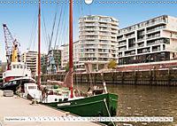 Hamburg. HafenCity, Kontorhausviertel und Speicherstadt. (Wandkalender 2019 DIN A3 quer) - Produktdetailbild 9
