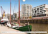 Hamburg. HafenCity, Kontorhausviertel und Speicherstadt. (Wandkalender 2019 DIN A4 quer) - Produktdetailbild 9