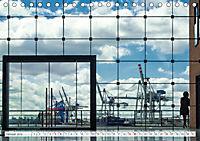 Hamburg. HafenCity, Kontorhausviertel und Speicherstadt. (Tischkalender 2019 DIN A5 quer) - Produktdetailbild 1