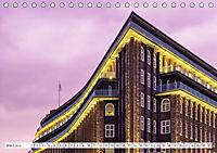 Hamburg. HafenCity, Kontorhausviertel und Speicherstadt. (Tischkalender 2019 DIN A5 quer) - Produktdetailbild 3