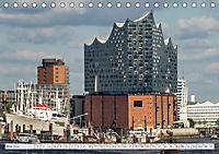 Hamburg. HafenCity, Kontorhausviertel und Speicherstadt. (Tischkalender 2019 DIN A5 quer) - Produktdetailbild 5