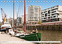 Hamburg. HafenCity, Kontorhausviertel und Speicherstadt. (Tischkalender 2019 DIN A5 quer) - Produktdetailbild 9