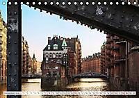 Hamburg. HafenCity, Kontorhausviertel und Speicherstadt. (Tischkalender 2019 DIN A5 quer) - Produktdetailbild 12