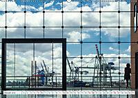 Hamburg. HafenCity, Kontorhausviertel und Speicherstadt. (Wandkalender 2019 DIN A2 quer) - Produktdetailbild 1