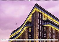 Hamburg. HafenCity, Kontorhausviertel und Speicherstadt. (Wandkalender 2019 DIN A2 quer) - Produktdetailbild 3