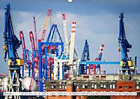 Hamburg. HafenCity, Kontorhausviertel und Speicherstadt. (Wandkalender 2019 DIN A2 quer) - Produktdetailbild 4
